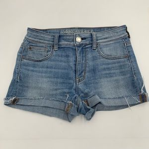 American Eagle Outfitters Sz.4 High Rise Shortie